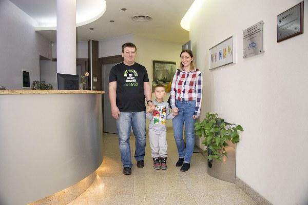 W klinice Silva-dent swoje zęby leczą całe rodziny.