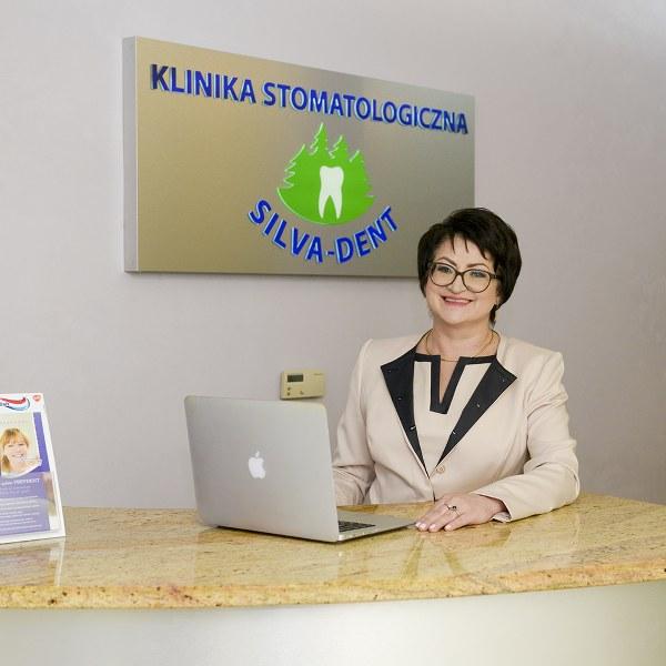 Doktor Krystyna Wiszyńska - Garbaciak.